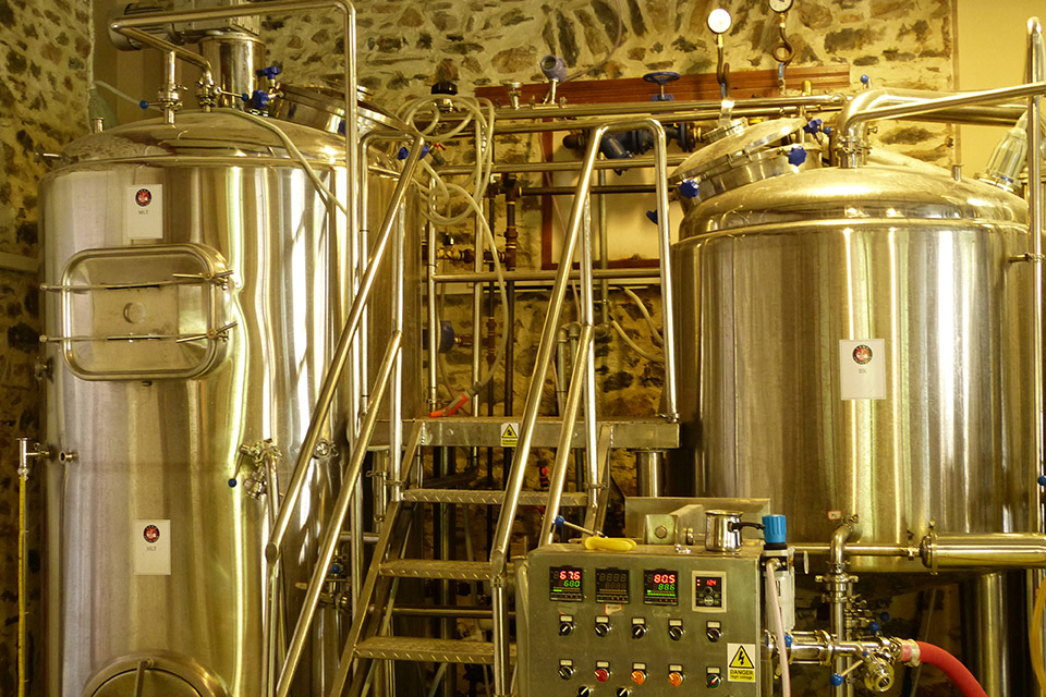 10hl Brewhouse